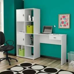Mesa para Computador com Estante América / Escritório