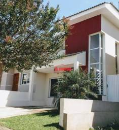 Sobrado com 3 dormitórios à venda, 91 m² por R$ 480.000,00 - Horto Florestal - Sorocaba/SP
