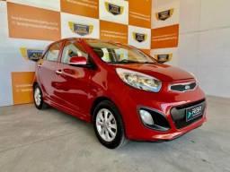 Kia Motors Picanto EX 1.0 (Aut) (Flex)