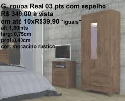 ROUPEIRO SOLTEIRO REAL 03 PORTAS