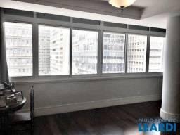 Apartamento à venda com 3 dormitórios em Bela vista, São paulo cod:597358