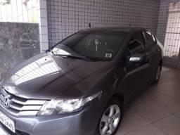 Honda City 2011 Bem Conservado! - 2011