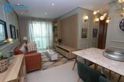 Título do anúncio: Apartamento à venda, 69 m² por R$ 399.000,00 - Guararapes - Fortaleza/CE