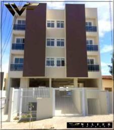 Apartamento à venda com 2 dormitórios em Afonso pena, São josé dos pinhais cod:w.a840