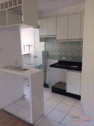 Apartamento com 2 dormitórios para alugar, 45 m² por R$ 1.050,00/mês - Ouro Verde - Londri