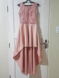 Vendo esse lindo vestido social .