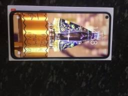 Redmi Note 9 de 128 GB e com 2 meses de uso.