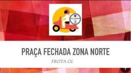 ENTREGADOR DELIVERY ZONA NORTE