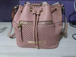 Bolsa Rosa Claro