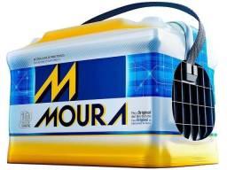 Bateria Moura 60ah 18 meses garantia
