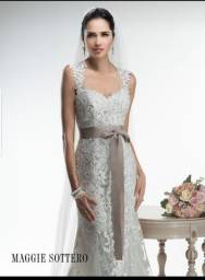 Vestido de Noiva Maggie Sottero Annette 40