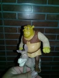 Banco do Shrek e o burro