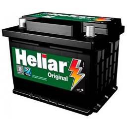 Bateria Heliar 60ah 18 meses garantia