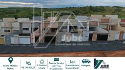 Casa nova no bairro Morada nobre em Caldas Novas