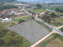 Excelente terreno - área de 8.432,25 m2 em São Ludgero SC - FRENTE PARA RODOVIA