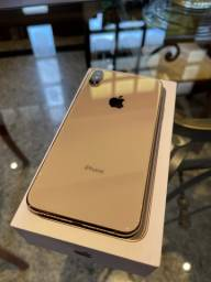 Iphone XS Max 64 GB Gold Impecável ate 12x