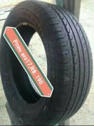 Vendo um pneu 17 perfil 215 - 60