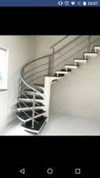 Escadas pre moldadas Campinas e região