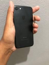 """Iphone 7 """"32Gb"""" preto"""