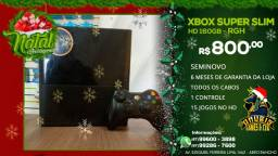 Promoção de natal! X box Super Slim Desb RGH com garantia e aqui!!!