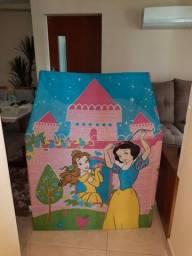Casinha infantil da Cinderela