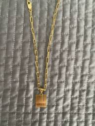 Cordão de ouro 25 gramas, 18k