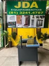 Check out para seu comércio / supermercado - padaria com kit automação
