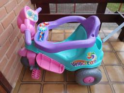Triciclo velotrol Velocita infantil