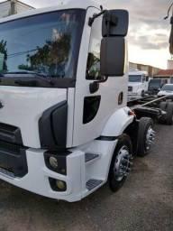 Ford cargo 2428 bi truck 2012