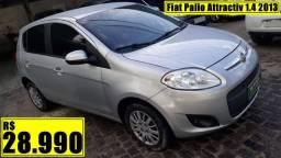 Fiat Palio Attractiv 1.4 2013