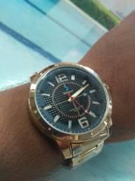 Relógio masculino para homens com estilo e bom gosto