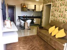 Alugamos apartamento com 1 suite,  todo mobiliado no Centro da cidade