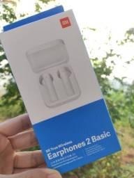 Fone de ouvido Mi air earphones 2 basic Se Original