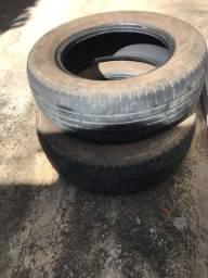2 pneu meia vida 205/65 R15