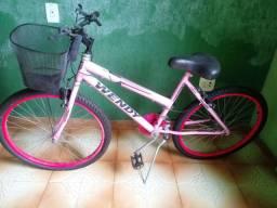 Bicicleta wendy aro 26 18 marchas