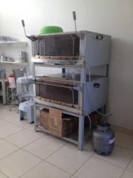 Equipamentos de loja de Bolos Caseiros & Torta