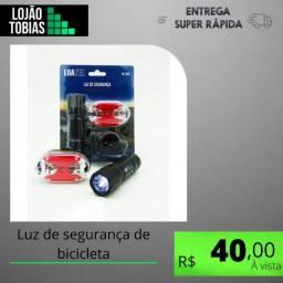 Título do anúncio: Luz Segurança Led Lanterna-farol Power Beam Bike Bicicleta