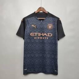 Camisa Manchester city 3
