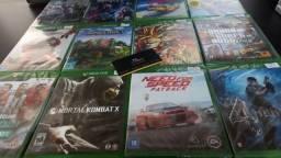 Jogos de xbox one novos e usados