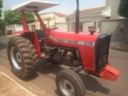 Título do anúncio: Trator Massey Ferguson 275 ano 1983