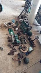 Motor Onnan Perkins 4 Cc grupo gerador (sem gerador) ano 2014