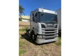 Caminhão Scania 450<br><br><br>