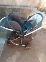 Carrinho de bebê malibu
