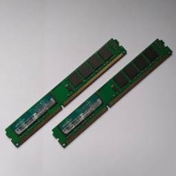 Título do anúncio: Memória RAM Ddr3 1333MHz 8GB (2x4GB)