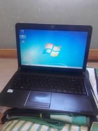 notebook..bateria 1 hora. curso