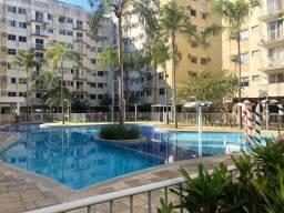 Apartamento padrão Estrada do Monteiro