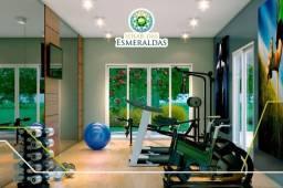 Título do anúncio: Terreno em condomínio fechado, Solar das Esmeraldas, pronto para construir, 397m², R$260.0