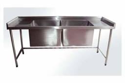 Pia assepcia - promoção de estufas