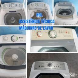 Título do anúncio: Concerta se máquina de lavar Brastemp Electrolux e consul
