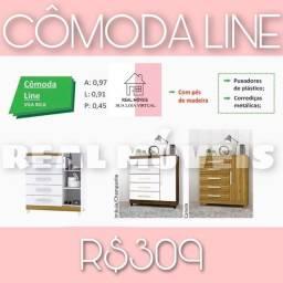 Cômoda line cômoda line cômoda line 9819/92